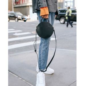 Urban Outfitters Round Handle Mini Crossbody Bag